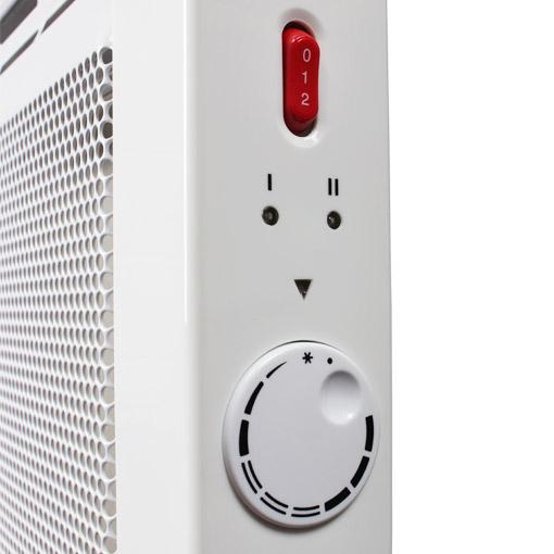 Sunburst Radiant Panel Heater Control