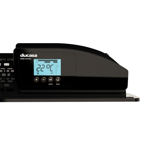 Vitro-i Designer Heater Control