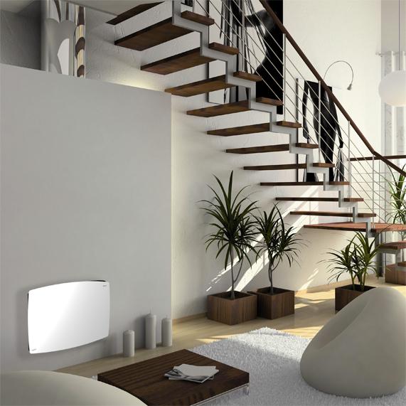Vitro-i Designer Heater White