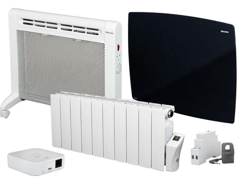 Heater technology