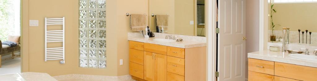 Heated Towel Rail Bathroom Radiator