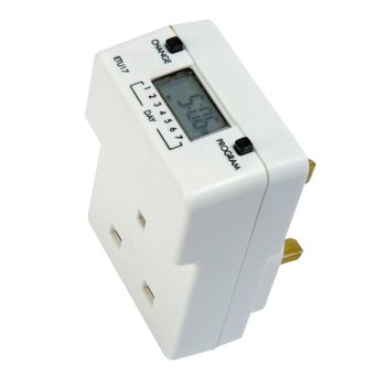 7-Day Plug-In Timer